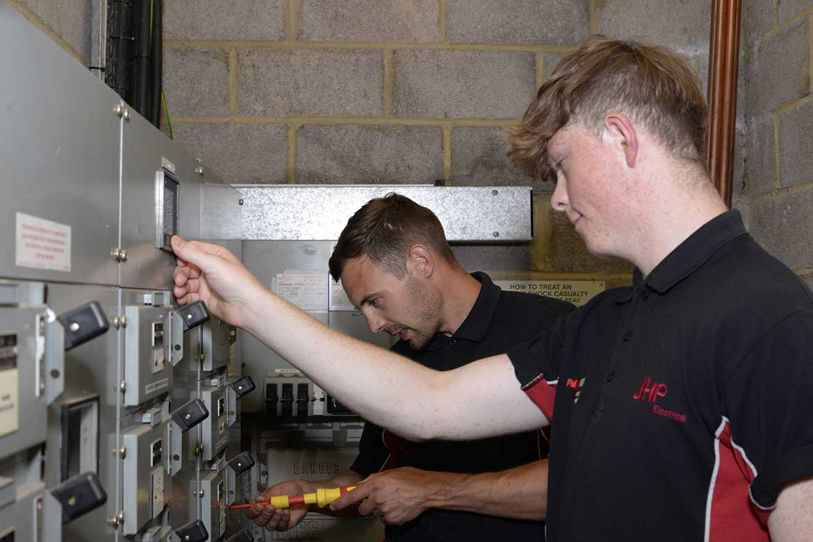 Commercial Electrical Contractor Jhp Electrical