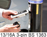 slow electric vehicle chargers