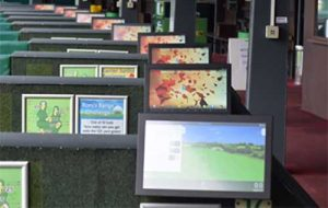 three hammers golf centre toptracer