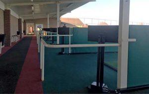 westridge golf centre toptracer