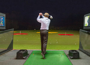 Golf Driving Range Lighting