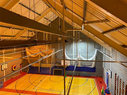 JHP Sports clubs lighting specialist