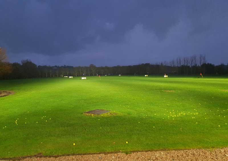 JHP Golf Driving Ranges Lighting Specialist