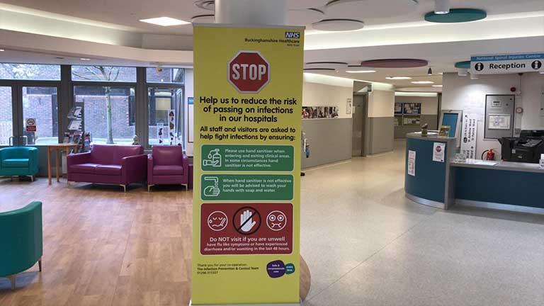 JHP Hospitals and clinics