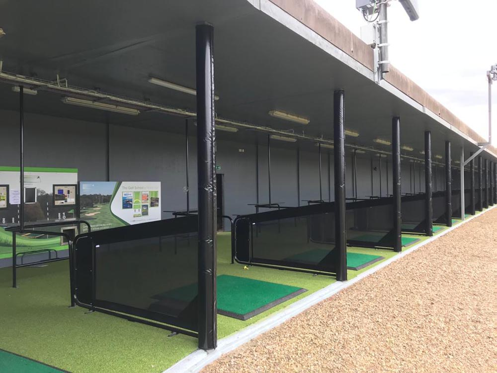 jhp-electrical-Golf-Tracing-Technology-including-Toptracer